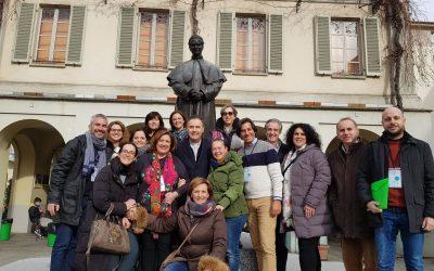 """Me quedo con Don Bosco"" Testimonio de Vanessa Beneroso en la Jornada de Espiritualidad Salesiana"