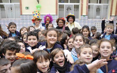 El día de Don Bosco es igual a fiesta