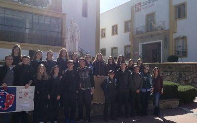 Salesianos Algeciras participa en el encuentro Alumno Investigador con tres proyectos