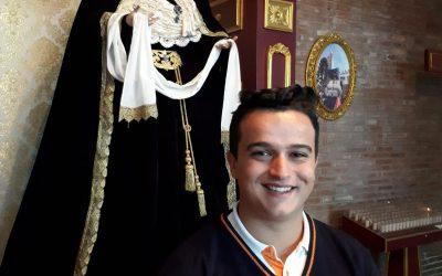 Álvaro Flores, alumno de 2º Bachillerato, elegido VIII pregonero de la Semana Santa escolar 2019