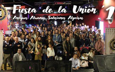 Fiesta de la Unión. Encuentro de Antiguos Alumnos Salesianos.