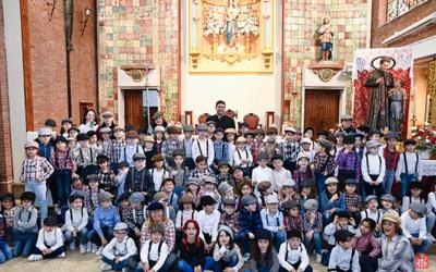 La Fiesta de San Juan Bosco sinónimo de Alegría