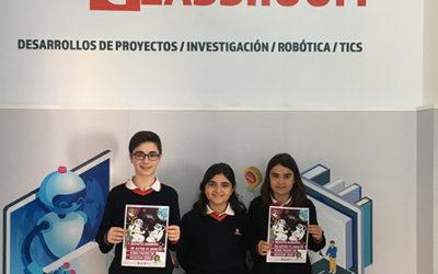 """Alumnos de 1º de ESO han participado en el """"Desafío Europeo de Astro Pi 2018/19"""""""