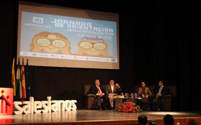 El colegio Salesiano de Algeciras celebra la I Jornada Escolar de Orientación Universitaria