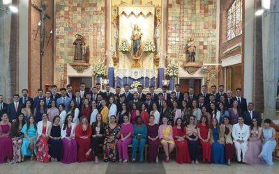 Graduación Alumnos/as de 2º bachillerato